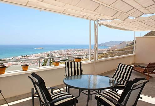 Atico special, vistas de ensueño. Almería