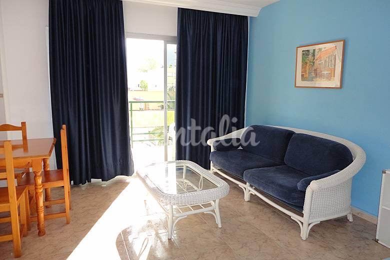Studios Bedroom Málaga Torremolinos Apartment