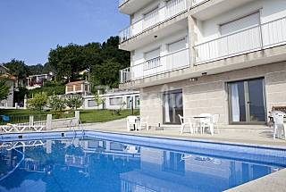 9 Apartment for 4-6 people only 400 meters from the beach Pontevedra
