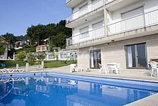 9 Apartamento para 4-6 pessoas a 400 m da praia Pontevedra