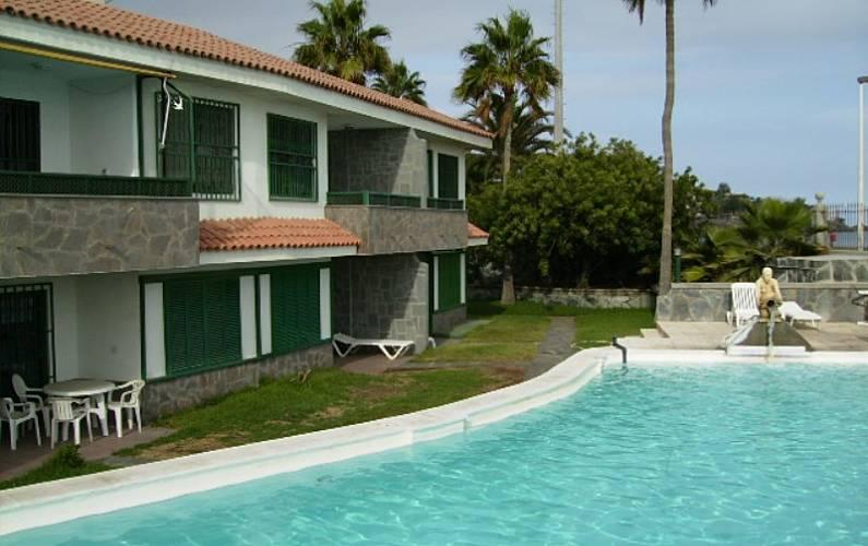 Nice Outdoors Gran Canaria San Bartolomé de Tirajana Apartment - Outdoors