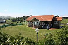 Villa for rent 2.5 km from the beach Cantabria