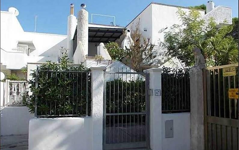 Vivenda Jardim Lecce Gallipoli vivenda - Jardim