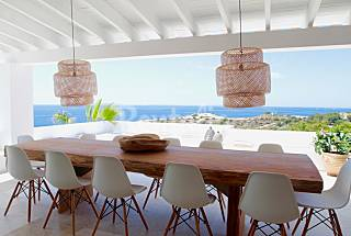 Villa with impresive views to the sea, Ibiza Ibiza