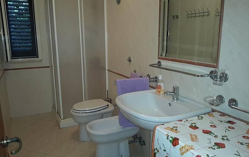 Vivenda Casa-de-banho Lecce Gallipoli vivenda - Casa-de-banho