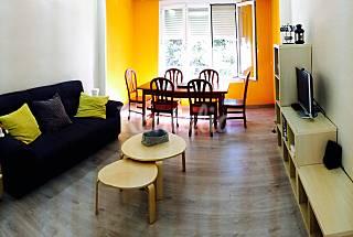 Apartamento de 3 habitaciones en Jaca Huesca