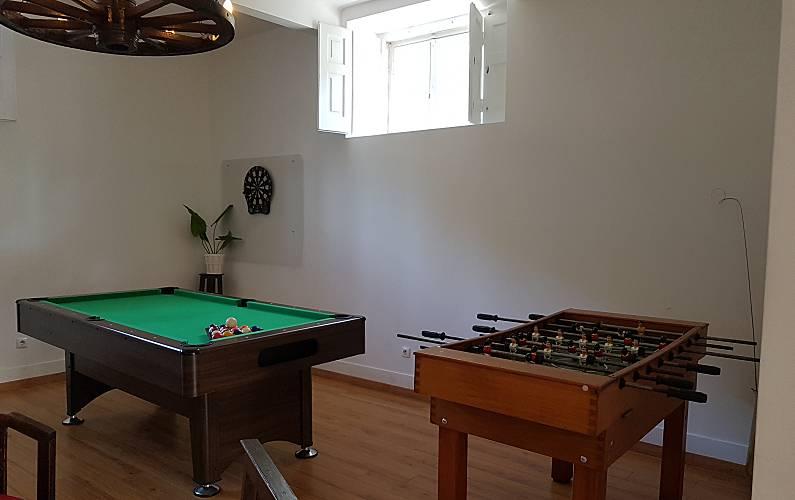 The Living-room Lisbon Sintra villa - Living-room