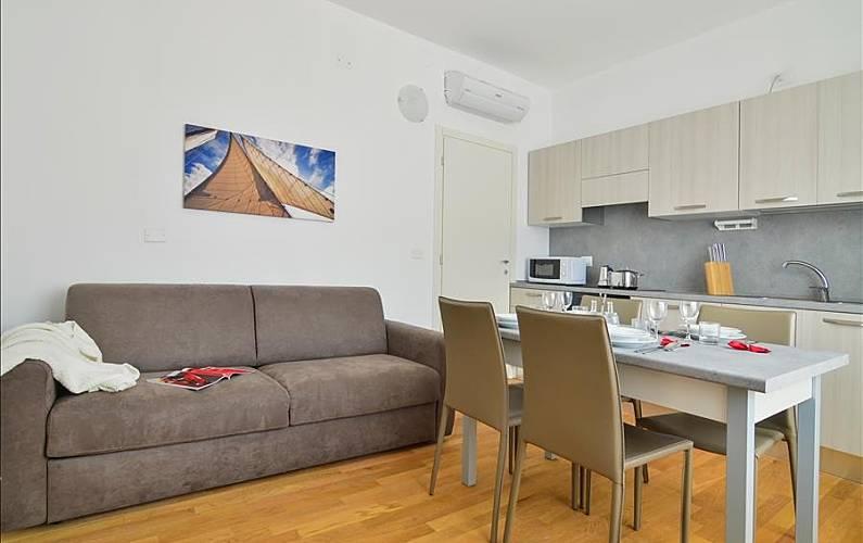 Apartamento en alquiler en mil n mil n mil n milan ciudad for Bagni arredati moderni