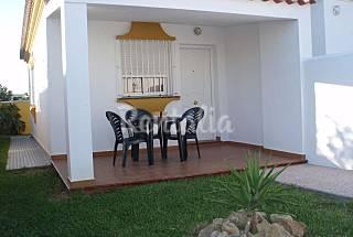 2 casas de 1 habitación doble a 900 m de la playa Cádiz
