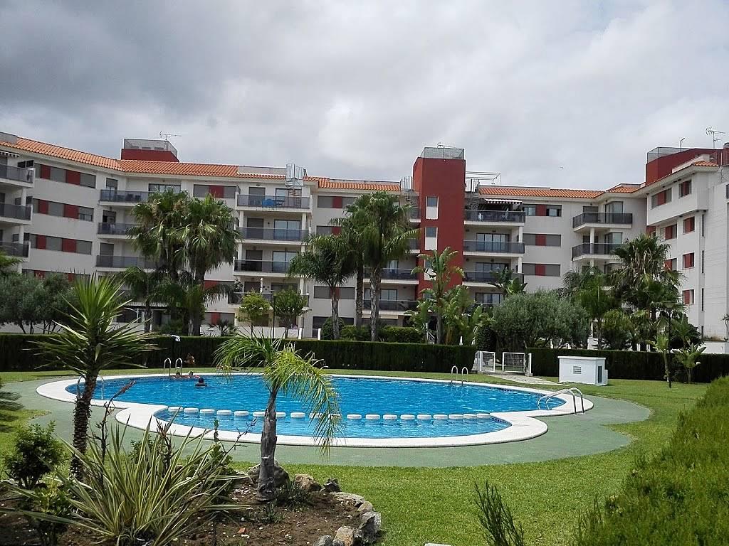 Apartamento en alquiler en d nia el verger alicante marina alta - Apartamentos alicante alquiler ...