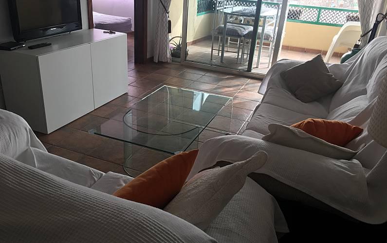 Nice Living-room Gran Canaria San Bartolomé de Tirajana Apartment - Living-room