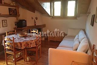 Apartment for rent Courmayeur Aosta