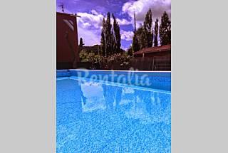 4/6p divertirte? piscina jardín barbacoa paseos Guadalajara