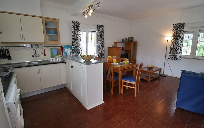 Moradia Cozinha Setúbal Seixal vivenda - Cozinha