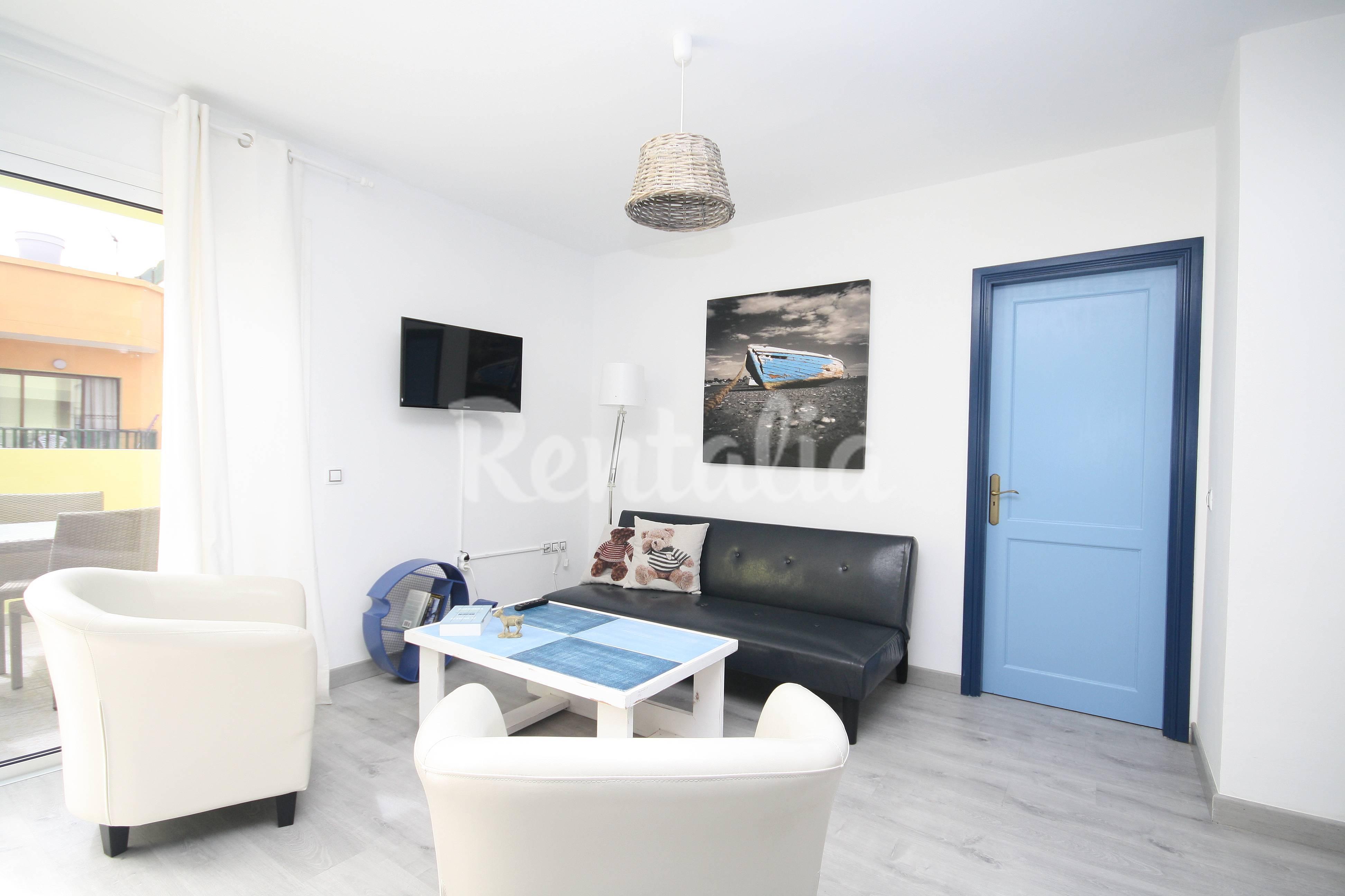 Apartamento en alquiler a 100 m de la playa corralejo playa la oliva fuerteventura - Alquiler de apartamentos en oliva playa ...