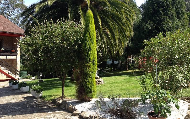 Vivienda Jardín A Coruña/La Coruña Santiago de Compostela Apartamento - Jardín