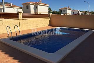 Villa with Private Pool in Miami Tarragona