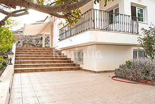 Villa with 4 bedrooms only 500 meters from the beach Murcia