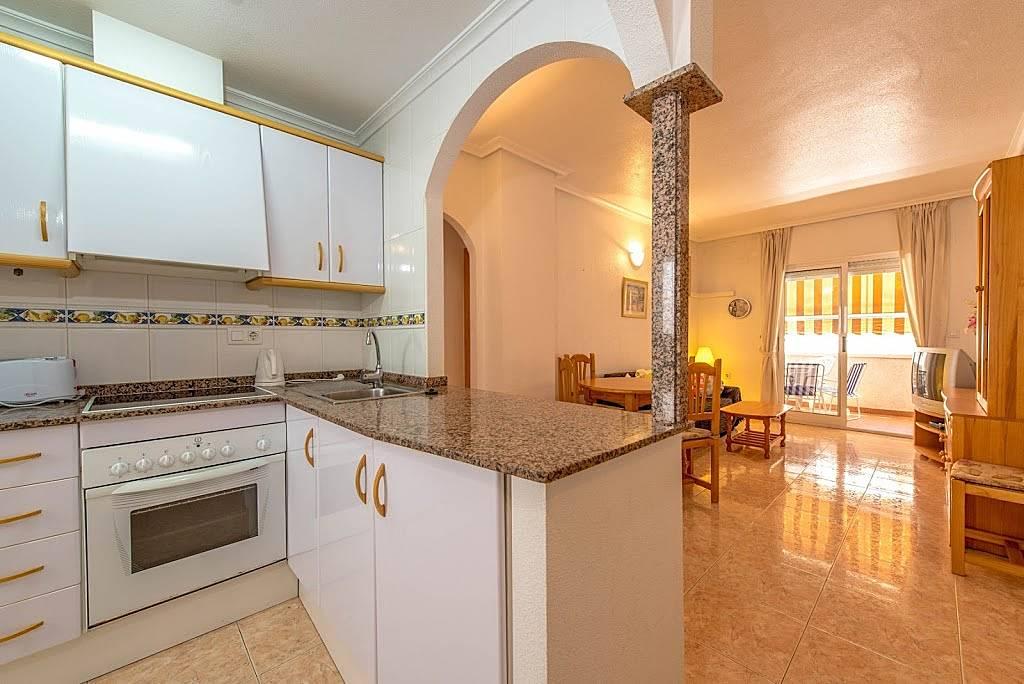 Apartamento en alquiler en el chaparral torrevieja alicante costa blanca - Alquilar apartamento en torrevieja ...