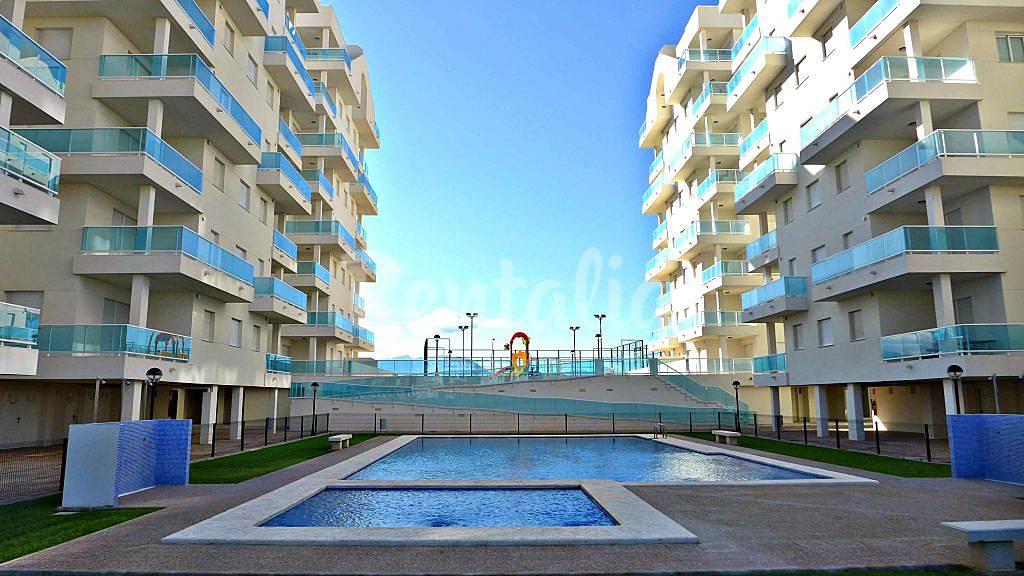 Apartamento en alquiler a 300 m de la playa oliva playa oliva valencia - Alquiler de apartamentos en oliva playa ...