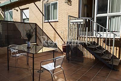 Casa para 8-10 pessoas em Cáceres centro Cáceres