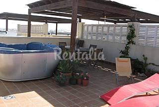 Apartamento para 4 personas a 500 m de la playa Almería