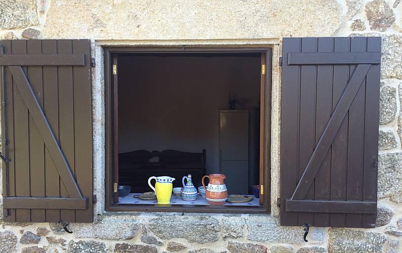 Casa Exterior del aloj. Pontevedra Tomiño Casa en entorno rural - Exterior del aloj.