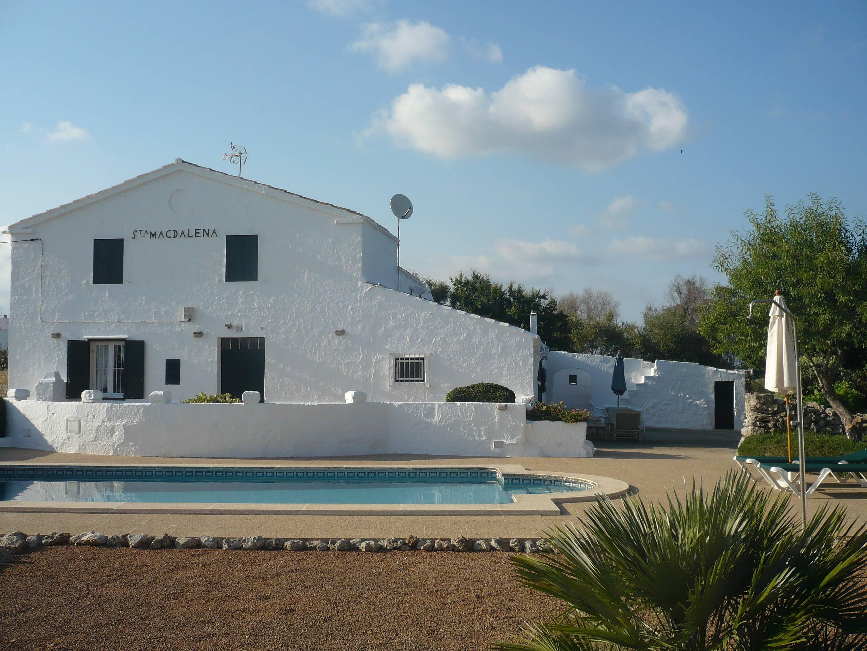 Casas De Vacaciones En Ma Mah N Menorca Chalets Casas Rurales  # Muebles Menorca Mahon