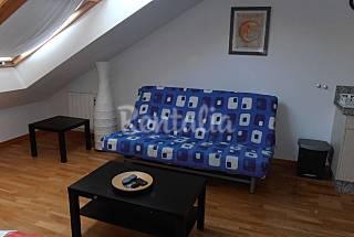 Apartamento de 2 habitaciones a 200 m de la playa A Coruña/La Coruña
