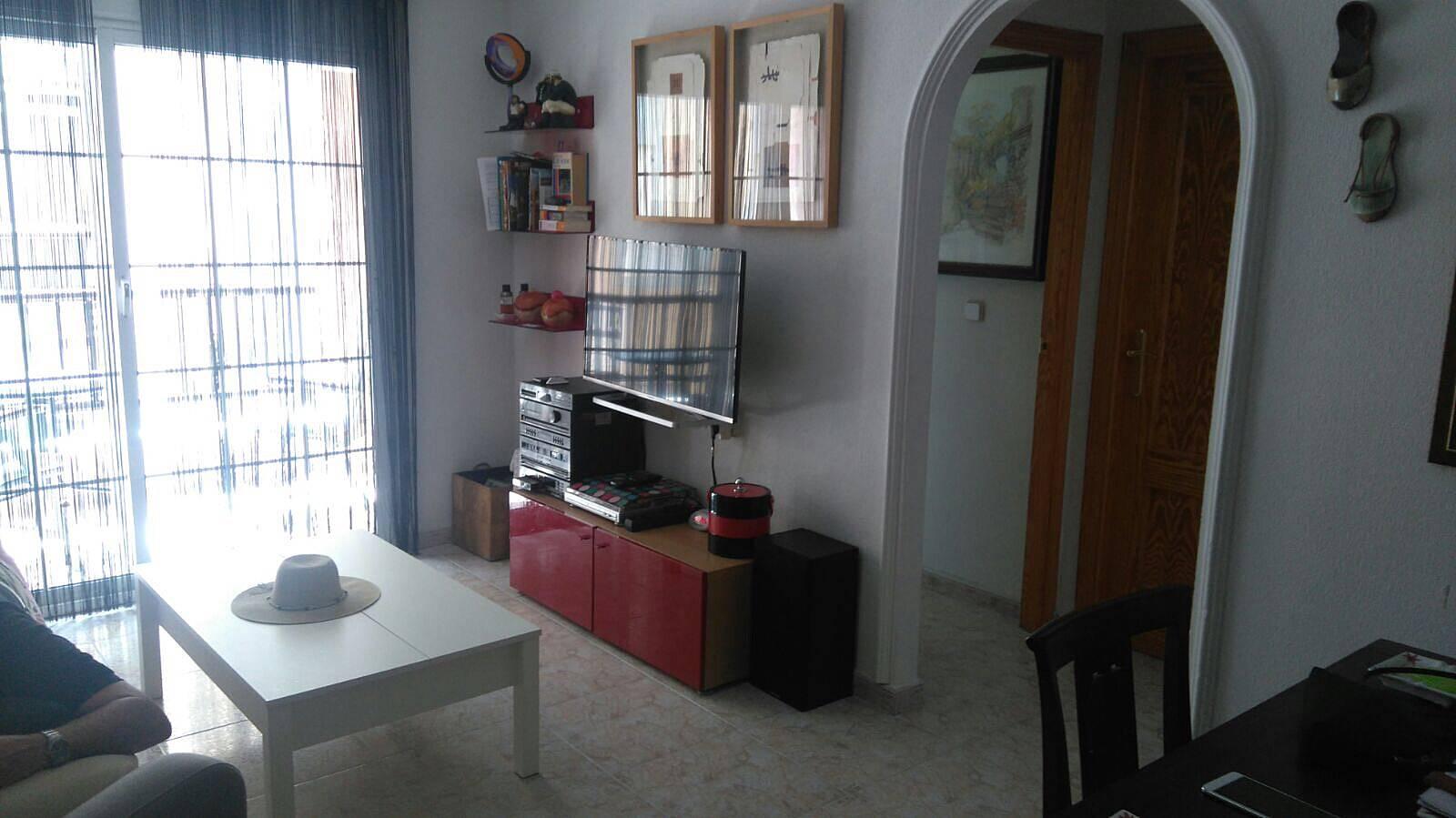 Apartamento en alquiler a 150 m de la playa la mata torrevieja alicante costa blanca - Alquilar apartamento en torrevieja ...