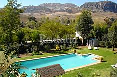 4 houses with pool shared, 5 km from ronda Málaga