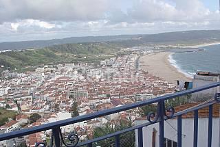 House With Panoramic View 2-6 People 150m to Beach Leiria
