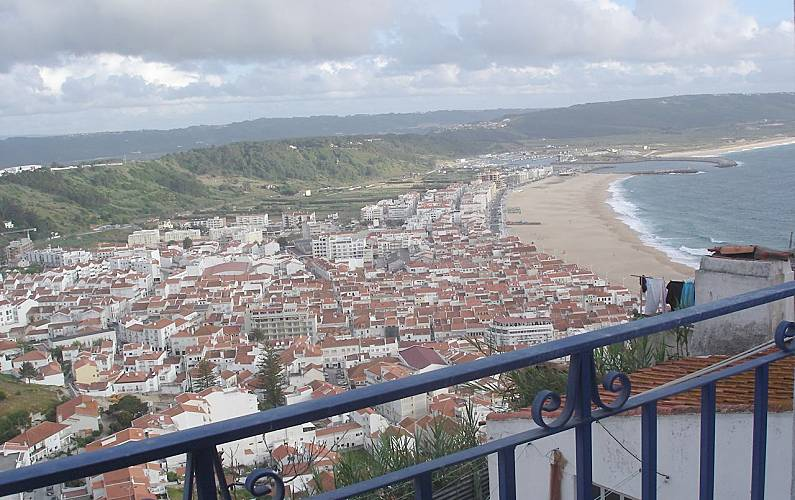 House With Panoramic View 2-6 People 150m to Beach Leiria - Views from the house