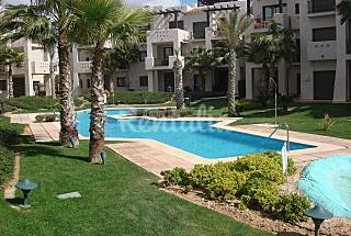 House for 4 people only 1500 meters from the beach Murcia