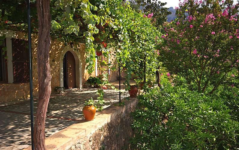 Villa Parte esterna della casa Maiorca Sóller Villa di campagna - Parte esterna della casa