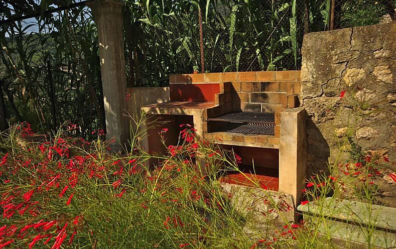 Villa Terrazza Maiorca Sóller Villa di campagna - Terrazza