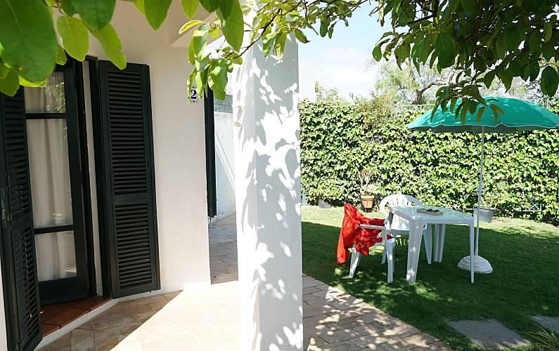 Casa para alugar a 1500 m da praia Algarve-Faro - Exterior da casa
