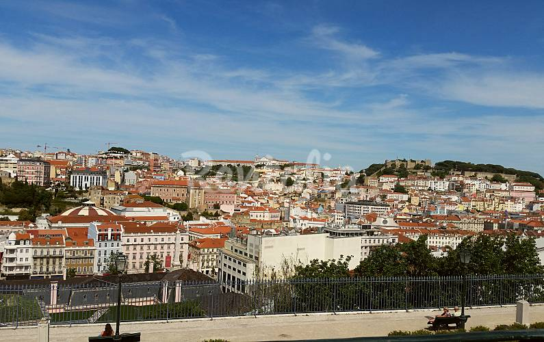 Lisbon Downtown - Principe Real - Princess Penalva Lisboa