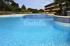 Aparthotel con piscina a 600 m de playa Girona/Gerona