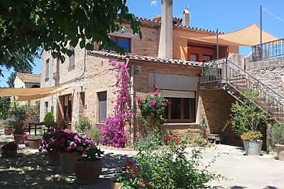 Casa en alquiler a 7.5 km de la playa Girona/Gerona