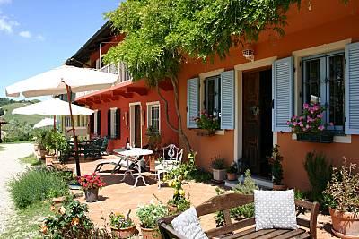 Casa Vacanza di Charme nel Roero, Piemonte Cuneo