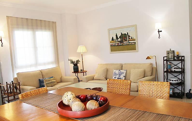 Luxury Living-room Valencia Oliva Apartment - Living-room