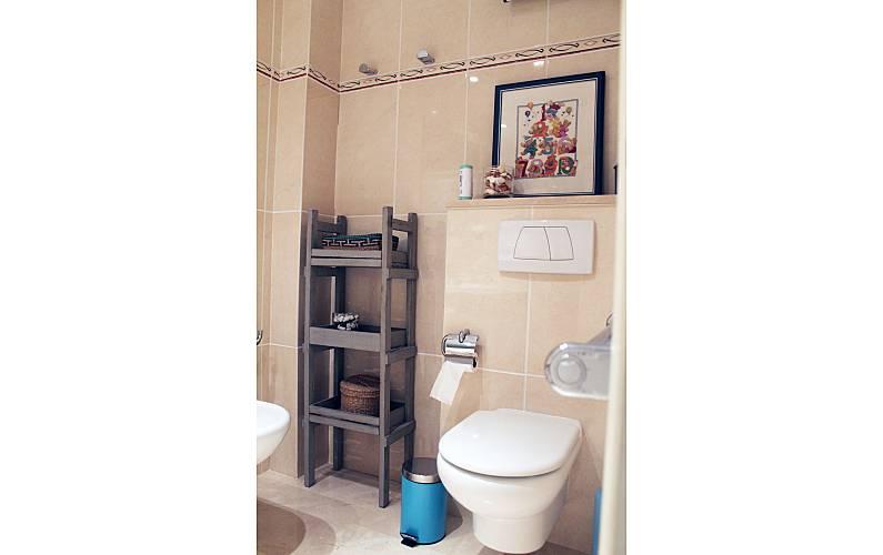 Luxury Bathroom Valencia Oliva Apartment - Bathroom