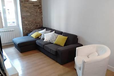 Apartamento para alugar em Donostia/San Sebastián centro Guipúscoa