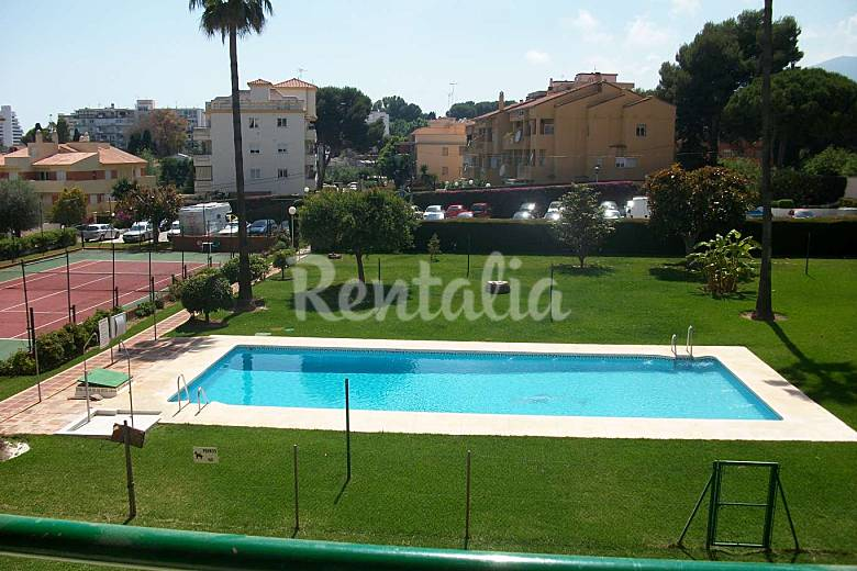 Apartment with 3 bedrooms only 900 meters from the beach Málaga