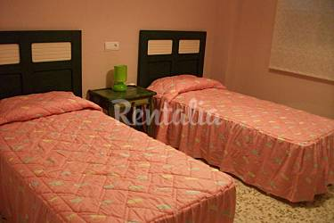 Apartment Bedroom Málaga Torremolinos Apartment