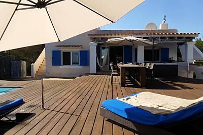 Villa para 6 personas a 300 m de la playa Formentera