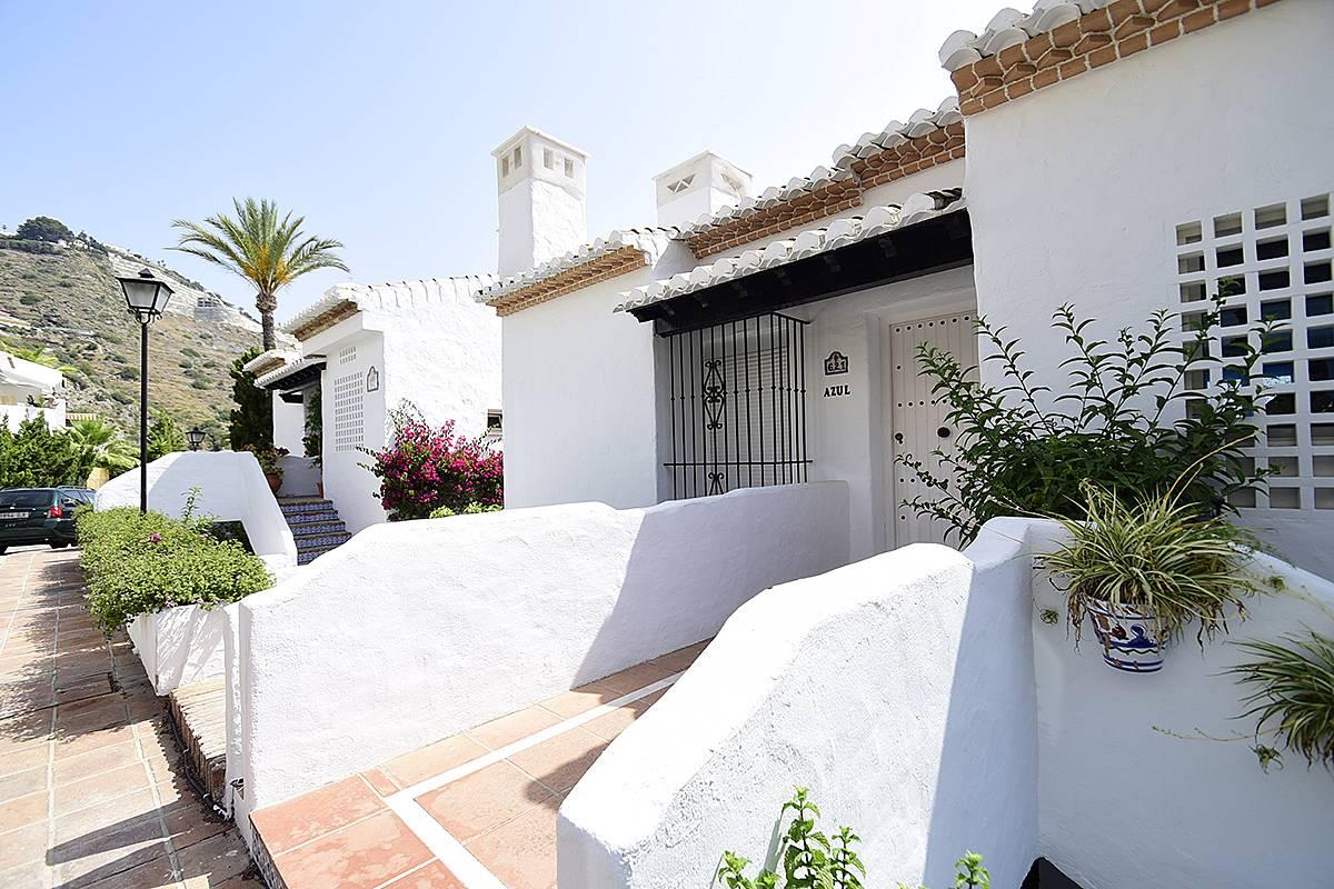 Casa en alquiler a 100 m de la playa la herradura almu car granada - Alquiler casa almunecar ...