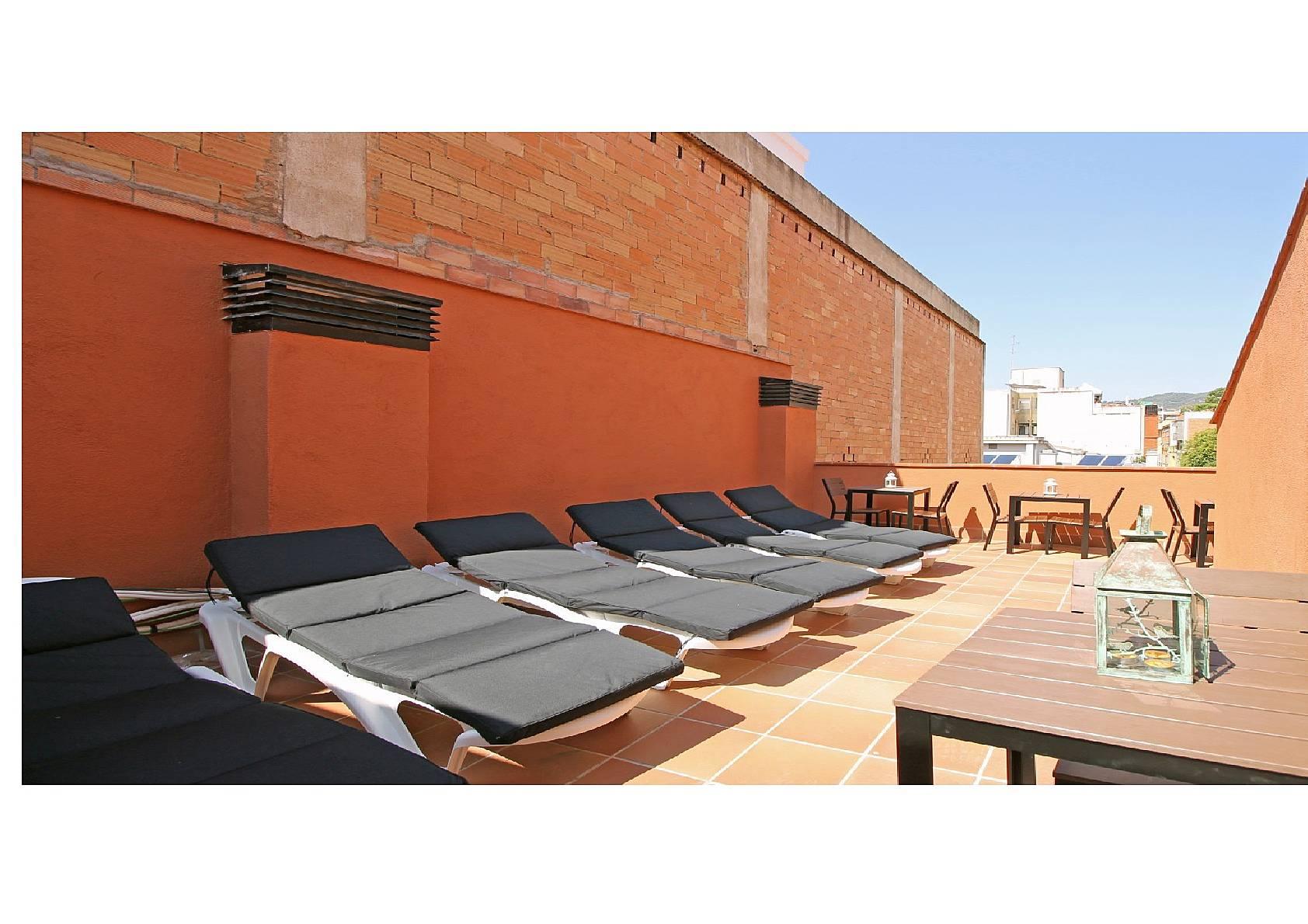 Appartamento per 2 4 persone nel centro di barcellona for B b barcellona economici centro