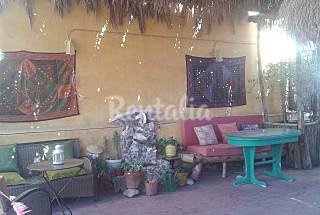 Apartment for 6 people only 1000 meters from the beach Murcia